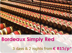 3 days wine tour in left and right banks of Bordeaux vineyards