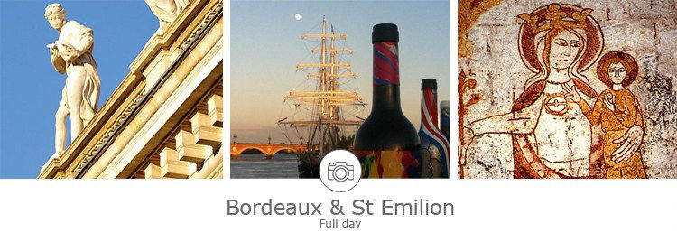Bordeaux Unesco tour