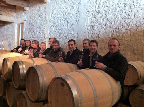 Group tours for wine clubs