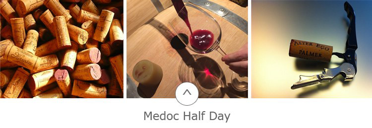 Medoc half day wine tour from Bordeaux