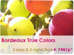 2 days wine tour in Bordeaux