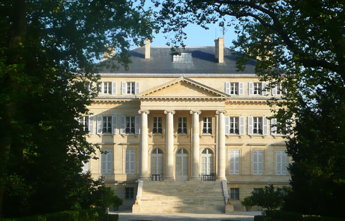 Chateau Margaux First Growth in 1855