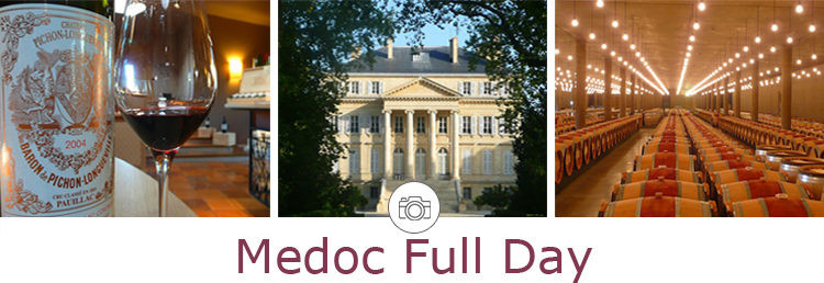 Medoc day tour