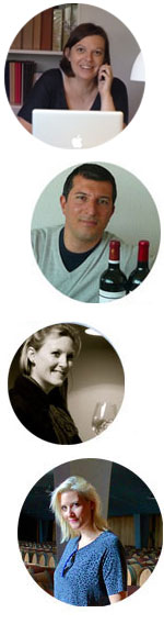 our guides and wine experts
