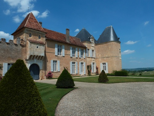 Visit at Chateau d'Yquem
