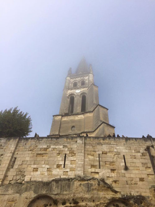 Church in St Emilion