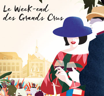 weekend Grands Crus 2019