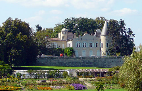 Chateau Lafite Rothschild, First Growth in Pauillac