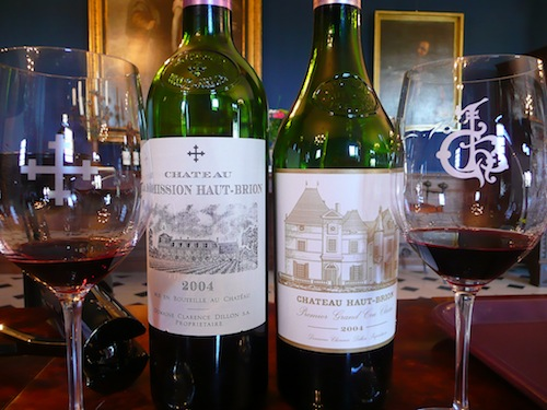 Wine tour at Chateau Haut Brion