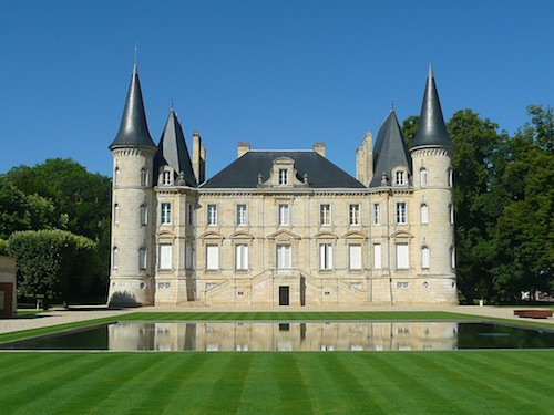 Guided tour at Chateau Pichon Baron in Pauillac